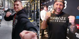 FAME MMA 10: Alan Kwieciński vs Piotr Pająk w rewanżu w MMA!
