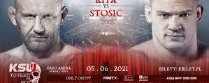 Darko Stošić zastąpi kontuzjowanego Jaya Silvę na KSW 61
