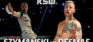 KSW 61 Roman Szymański vs Donovan Desmae! Trailer!