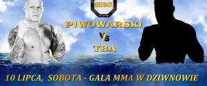 Michał Piwowarski w co-main evencie gali Seaside BattleS Dziwnów!
