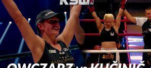 KSW 61 Karolina Owczarz vs Monika Kučinič! Trailer!