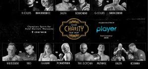Pierwsza charytatywna gala Collins Charity Fight Night