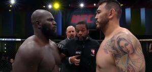 UFC Fight Night 189: Rozenstruik niszczy Sakai! Wyniki & Video