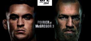UFC 264 Poirier vs. McGregor 3 - WYNIKI