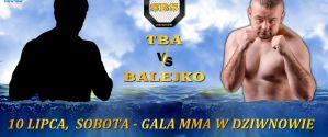 Wojciech Balejko powalczy o powrót na zwycięską ścieżkę na SBS Dziwnów!
