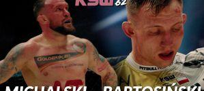 KSW 62 Michał Michalski vs Adrian Bartosiński! Trailer!
