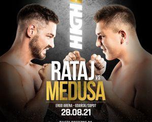 Adrian ''Medusa'' Salamon vs Maciej Rataj w High League! Czy ta walka rozpali internet?