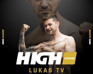 """""""Lukas TV"""" kolejnym uczestnikiem pierwszej gali High League!"""