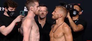 UFC on ESPN 27: Cory Sandhagen i T.J. Dillashaw w identycznym limicie! Video