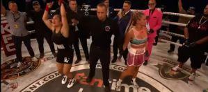 BKFC 19: Rachael Ostovich rewanżuje się Paige VanZant w walce na gołe pięści! Wyniki & Video