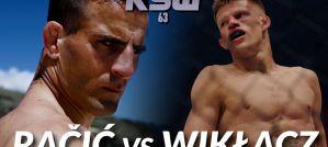 KSW 63 Antun Račić vs Jakub Wikłacz! Trailer!