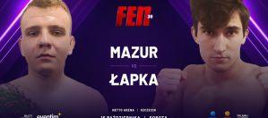 Maciej Łapka i Dominik Mazur w kolejnym pojedynku semi-pro na FEN 36
