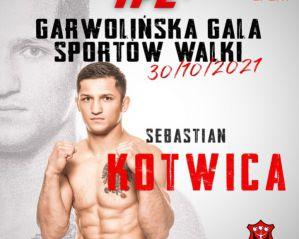 Sebastian Kotwica wraca do klatki 30 października na TFL 23 w Garwolinie!