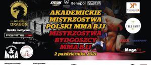 ALMMA 202 Bydgoszcz i Akademickie Mistrzostwa Polski MMA i BJJ