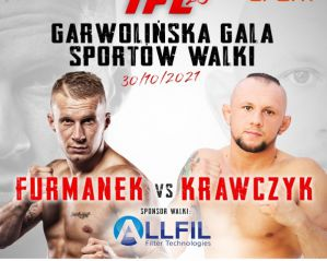 Artur Krawczyk MMA vs Konrad Furmanek na TFL 23!