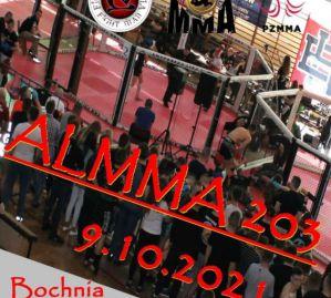 ALMMA 203 w Bochni odbędzie się 9 października!