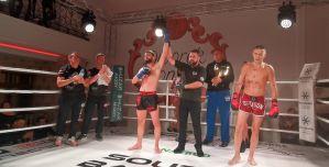 Rafał Dudek przegrywa po dramatycznej walce z Jeremy Antonio na South Battle Fight Night 5! Wyniki