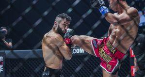 Legendarny Giorgio Petrosyan znokautowany przez Superbona na One Championship First Strike! Video