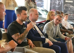 20150529 Mercedes Boxing Night - konferencja